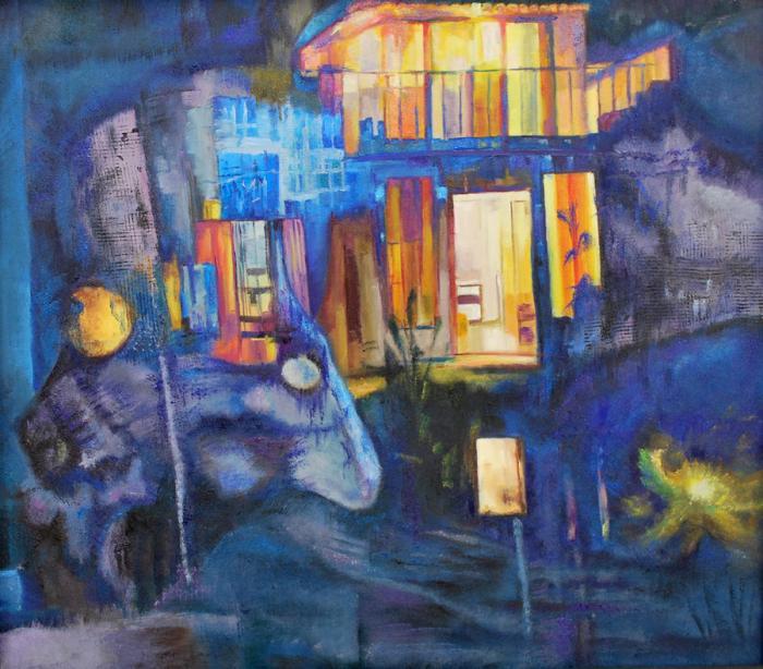 Kur jie gyvena mintimis | Irina Kostina