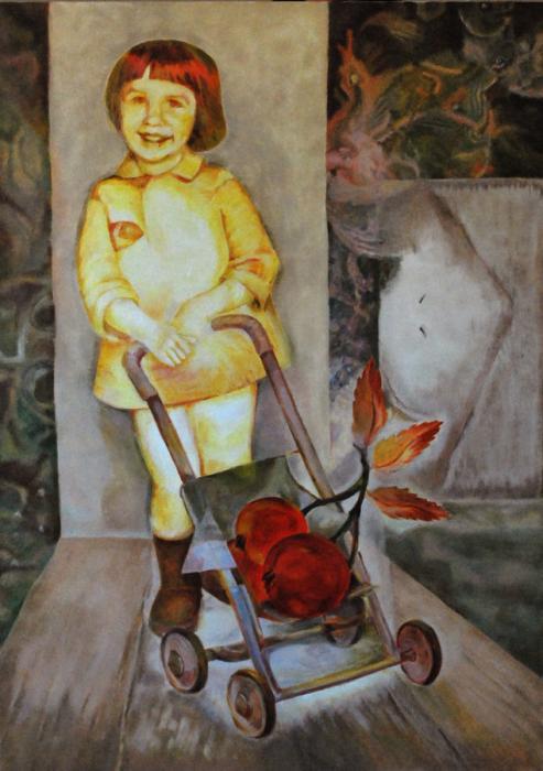 Šermukšniu vaikyste   Irina Kostina
