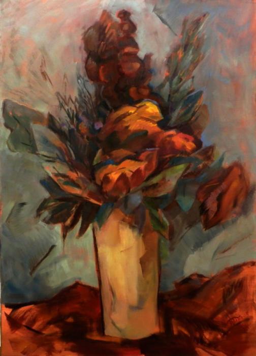 Lauko gėlės   Irina Kostina