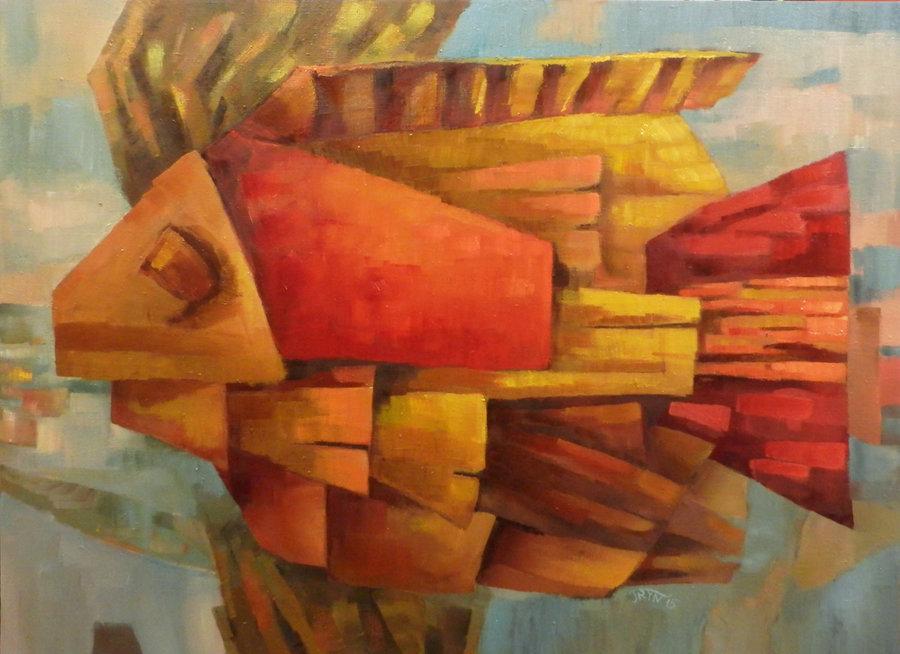Auksinė žuvelė | Irina Kostina