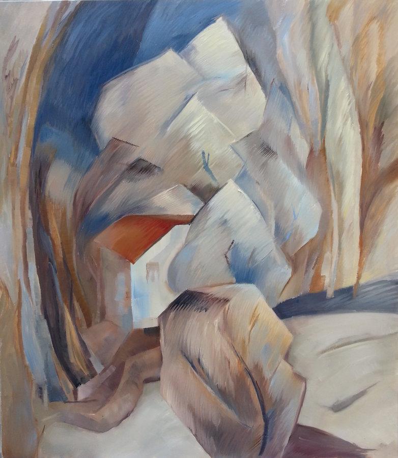 Pelėdų kalnas | Irina Kostina