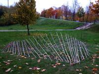 """Aplinkos meno projektas """"Žaidžiančių žmonių diena Jonavoje"""""""